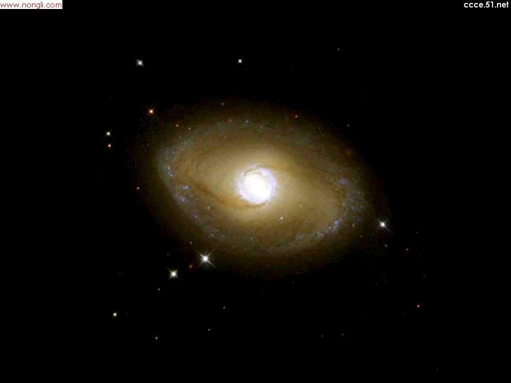 [贴图]茫茫深空 哈勃望远镜眼中的宇宙 超长绝美 强烈图片